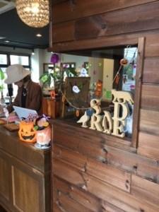 熊本県玉名市にある美容室SRED(スレッド)ハッピーハロウィン♪