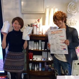 熊本県玉名市にある美容室SRED(スレッド)☆COTA商品ご予約しめきり間近!!☆