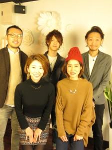 熊本県玉名市にある美容室SRED(スレッド)新年のご挨拶
